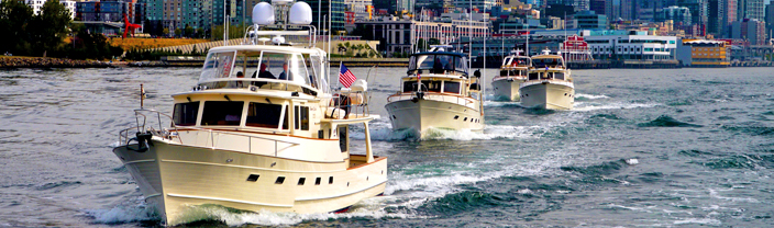Fleming Pilothouse Motoryachts